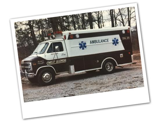 EMT Van