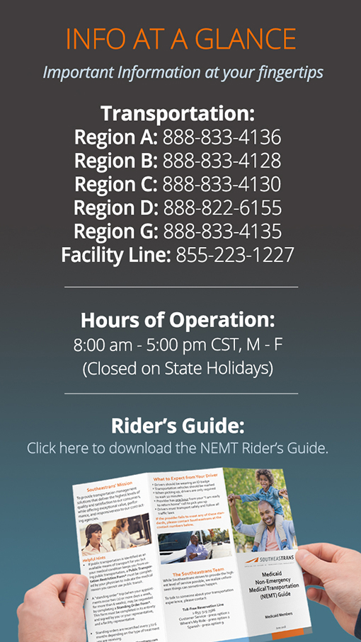 Arkansas Members Info-at-a-glance