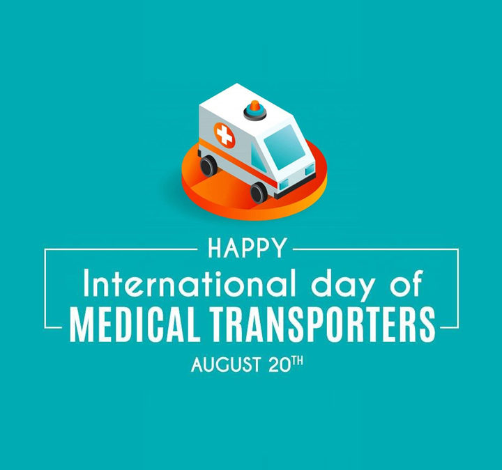 Happy International Day of Medical Transporters